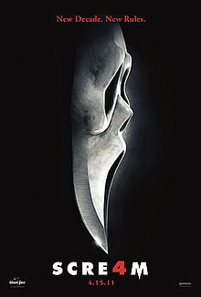Scream4Poster