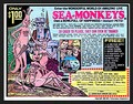 Sea-monkeys ad in old comic book