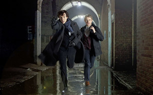 Sherlock and John