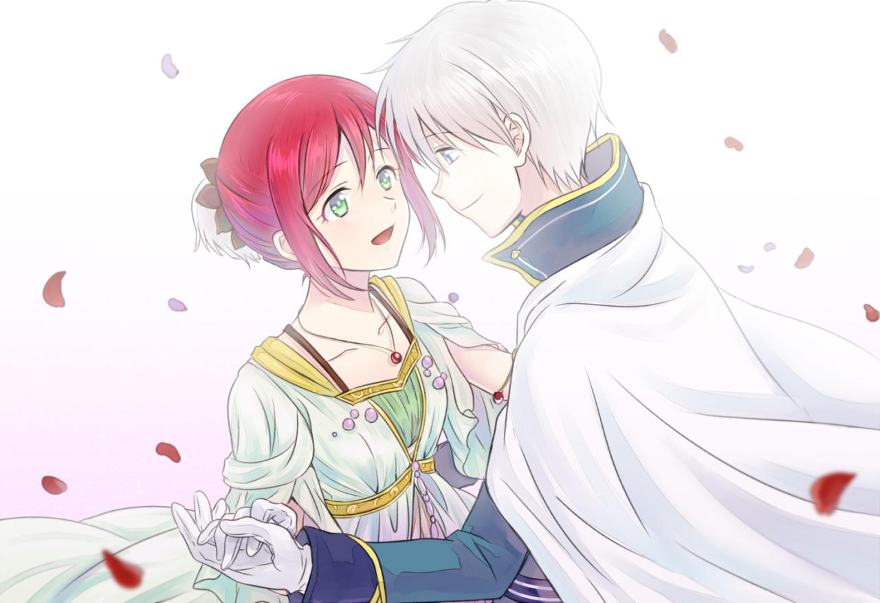 Shirayuki and Zen