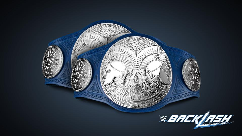 SmackDown Tag Team Championship Tournament Final