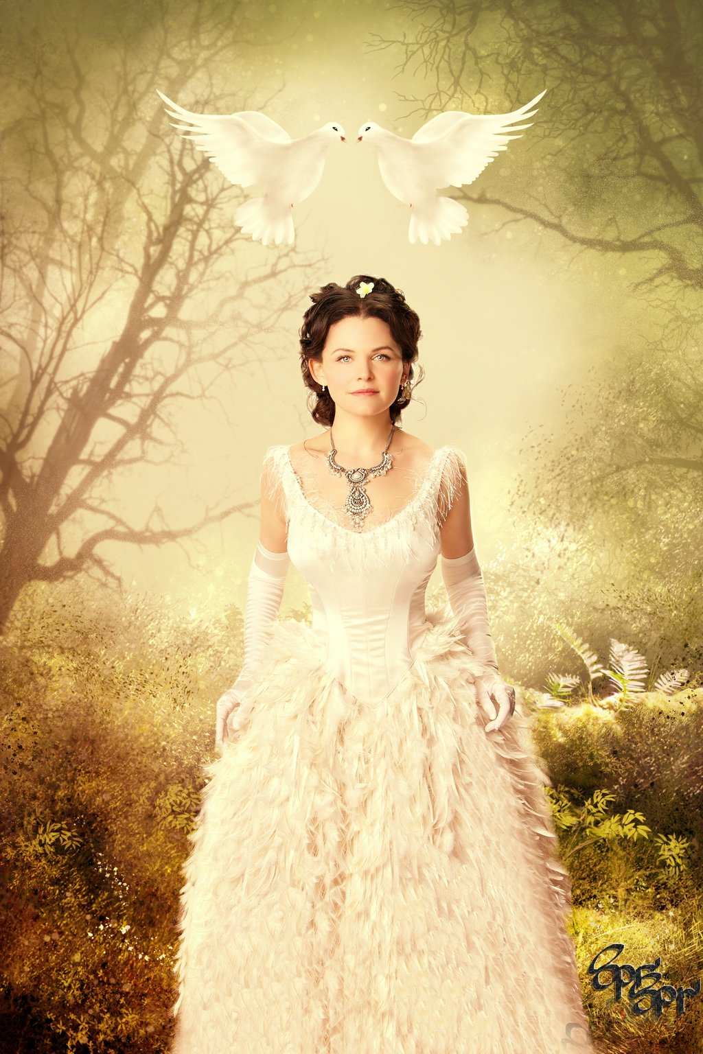 Ouat Las Images Snow Hd Wallpaper And Background Photos