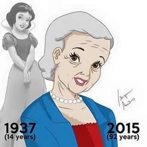 Snow White (Going Through The Age)
