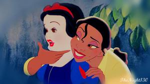 Snow White x Tiana