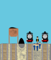 Sodor 1949 - thomas-the-tank-engine fan art