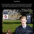 Something - doctor-who fan art