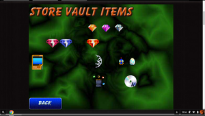 Sonic Boom Cannon 2 Current Vault