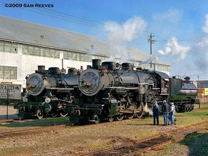 Southern Pacific Engines