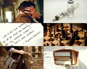 Spencer Reid » Aesthetic