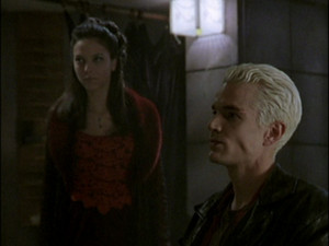 Spike and Drusilla 2