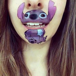 Walt Disney fan Art - Stitch