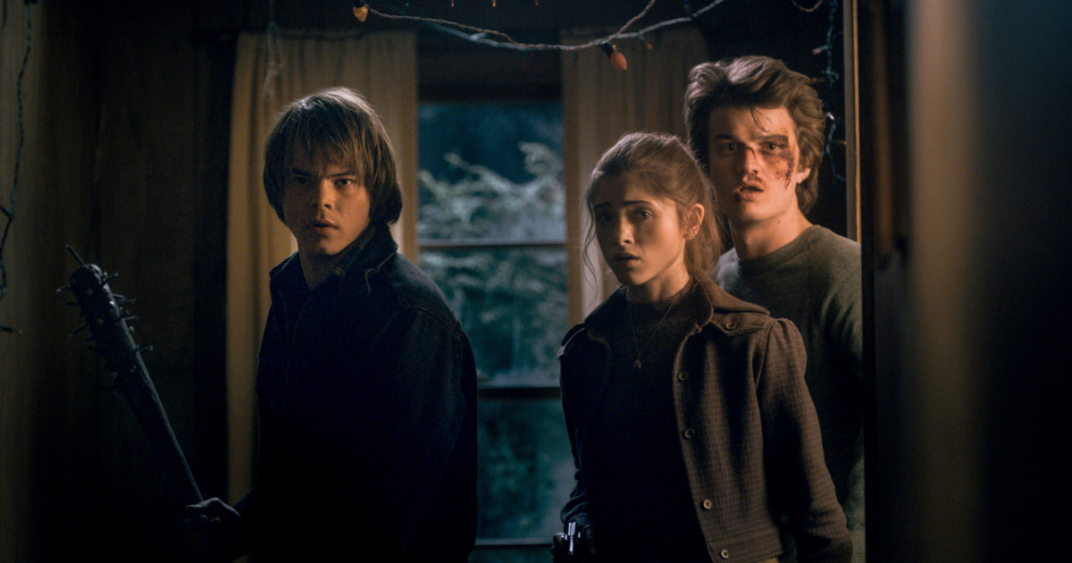 "Stranger Things ""The Upside Down"" (1x08) Picture"