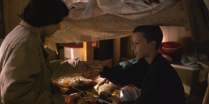 "Stranger Things ""The Weirdo on bordo, maple Street"" (1x02) Picture"