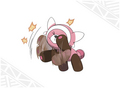 Stufful - pokemon photo