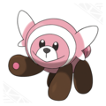 Stufful, the Flailing Pokemon. - pokemon photo