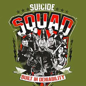 Suicide Squad Calendar - Built in Deniability