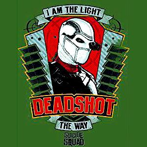Suicide Squad Calendar - Deadshot