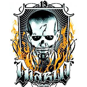 Suicide Squad Calendar - Diablo