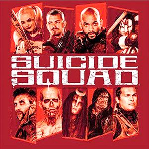 Suicide Squad Calendar - Skwad