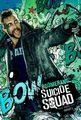 Suicide Squad - Captain Boomerang - Comic Poster