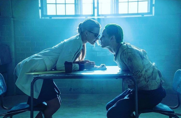 Suicide Squad Still - Dr. Harleen Quinzel and the Joker
