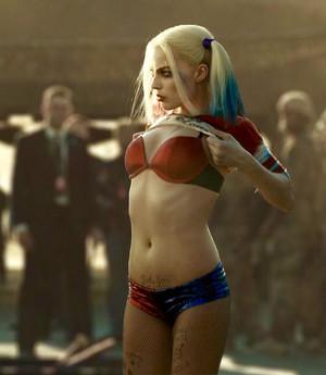 Suicide Squad Still - Harley Quinn