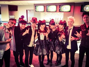 Sum 41 and Babymetal