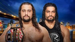 Summer Slam 2016: Rusev vs. Roman Reigns