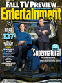 sobrenatural - EW Magazine Cover