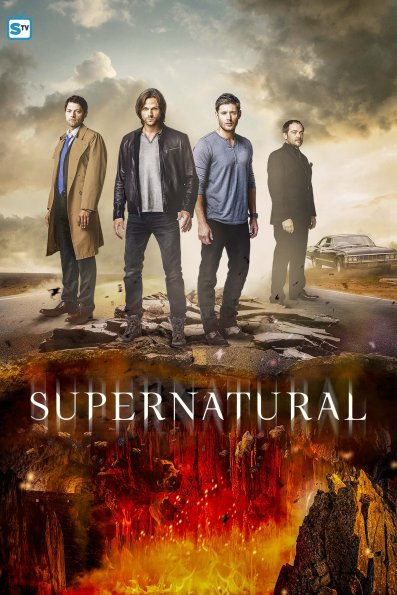 Supernatural - Season 12 Poster