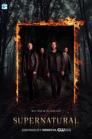 Supernatural Season 12 - Poster