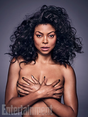 Taraji P. Henson - Entertainment Weekly Photoshoot - September 2016