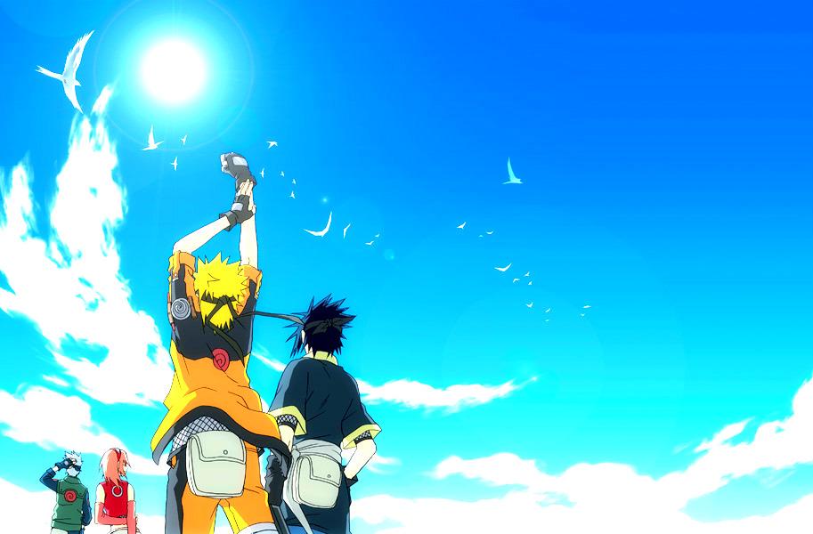 Team 7 ~ Naruto