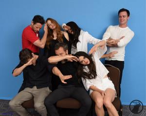 Teen بھیڑیا Cast