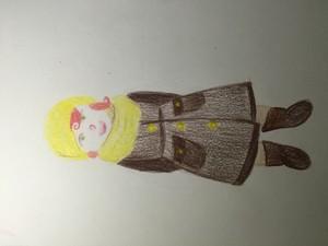 Teeny Tiny Winter Ana<3