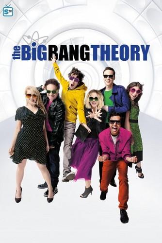 The Big Bang Theory wallpaper titled The Big Bang Theory - Season 10 - Promotional Poster