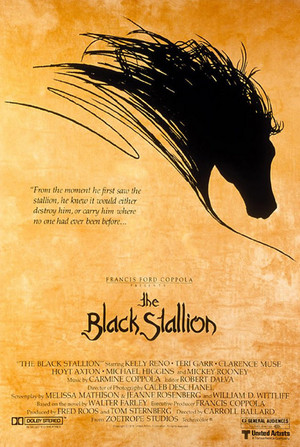 The Black Stallion (1979) Poster
