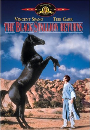 The Black Stallion (1983) Poster