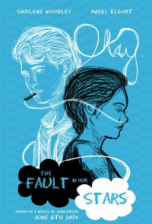 The Fault In Our Stars پرستار art