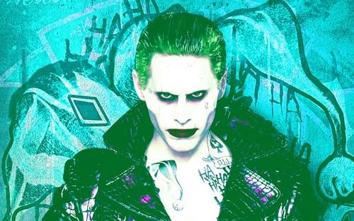 Suicide Squad fondo de pantalla titled The Joker