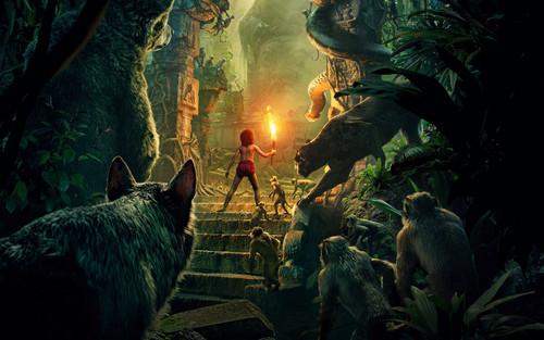The Jungle Book wallpaper entitled The Jungle Book