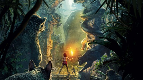 The Jungle Book Обои titled The Jungle Book