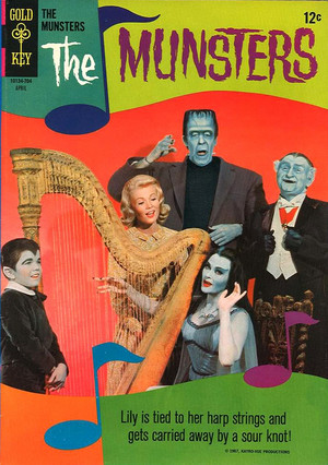 The Munsters comic book