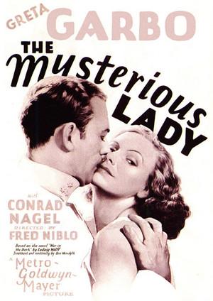 The Mysterious Lady | Greta Garbo (1928)