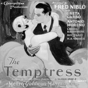 The Temptress | Greta GArbo (1926)
