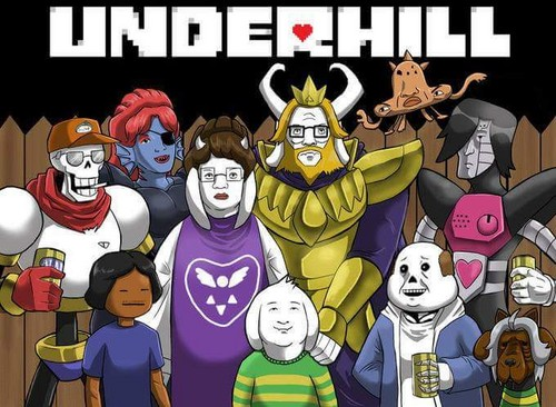 undertale wallpaper with anime called This is just... Perfect. X'D