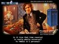 Time reversal - doctor-who fan art