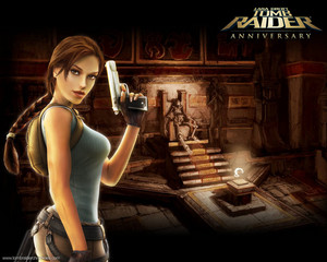 Tomb Raider Anniversary wallpaper