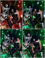 Tommy and Paul ~Worcester, Massachusetts…September 3, 2016 - kiss photo