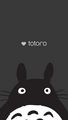 Totoro - anime wallpaper
